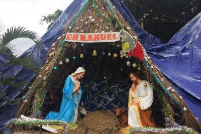 Trường THCS Nguyễn Trường Tộ chúc mừng lễ Chúa Giáng Sinh